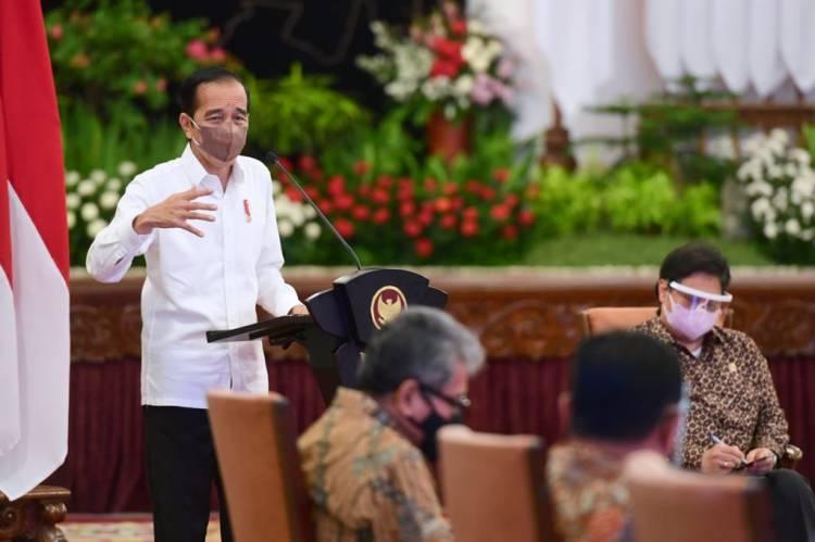 Presiden Minta Kredit UMKM Ditingkatkan hingga 30 Persen