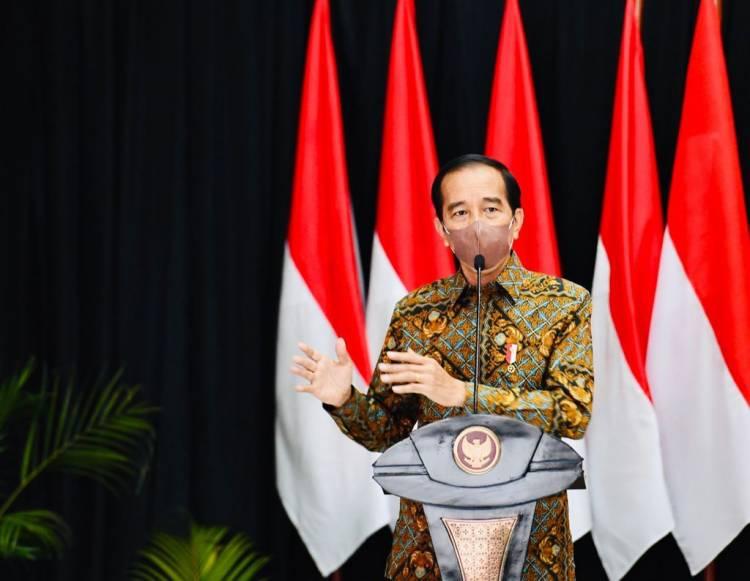 Presiden Jokowi : Kembangkan Talenta Mahasiswa