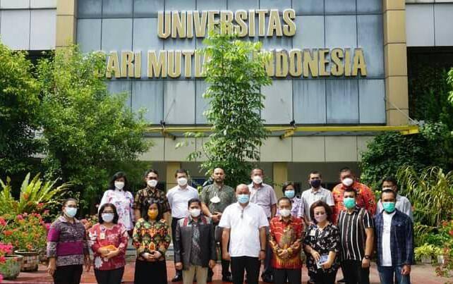 Pemerintah Kabupaten Nias Utara Jalin Kerjasama Dengan Universitas Sari Mutiara Indonesia