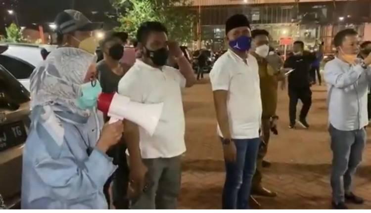 """Kader Demokrat Bubarkan Acara  yang Dituding Ilegal, Iti Jayabaya: """"Ini Banten, Bung! Pendukung Moeldoko Jangan Main-main Dengan Demokrat!"""""""